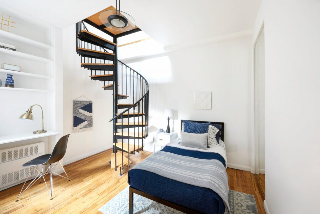 מדרגות מסולסלות