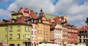 בתי דירות בפולין