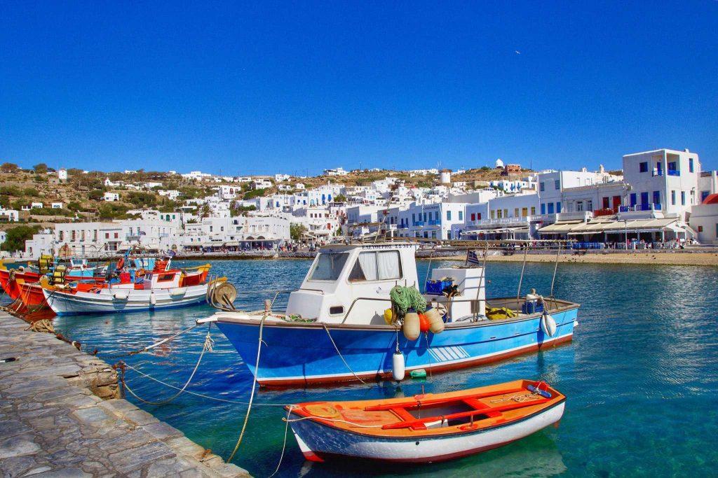 תיירות ביוון