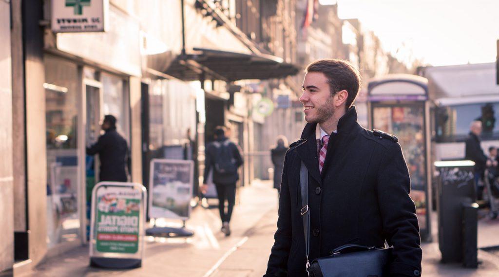 עסקים בלונדון