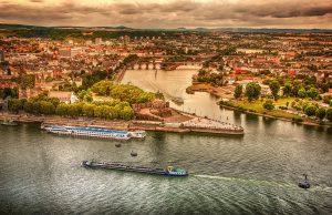 מפלס הים בגרמניה