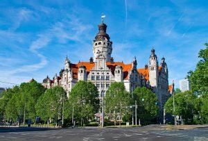 ארמון בלייפציג