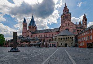 ארמון במיינץ גרמניה