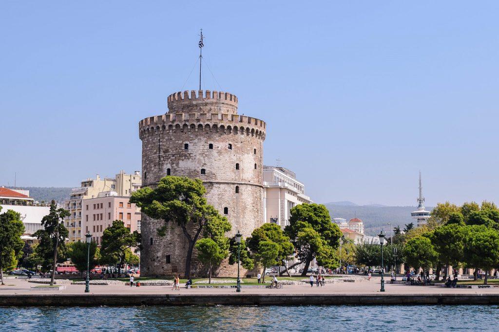 מגדל מים בסלוניקי