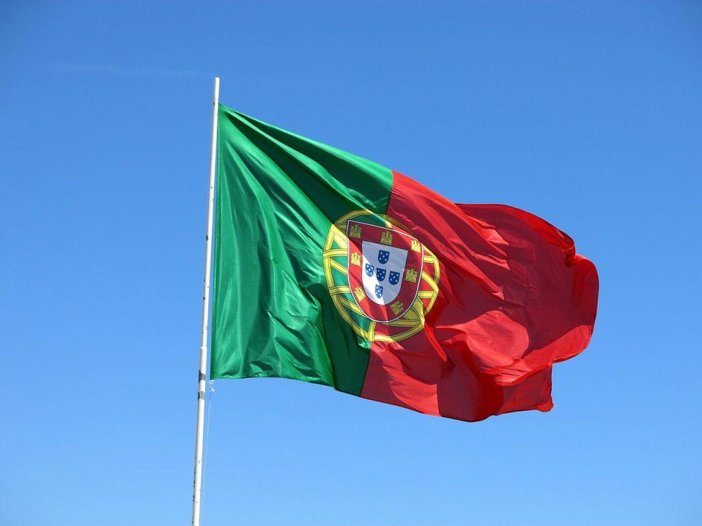 דגל פורטוגל