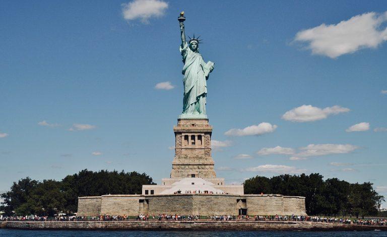 פסל החירות - ניו יורק