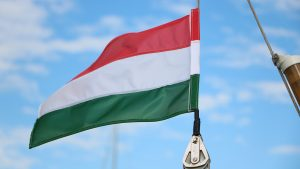 דגל הונגריה