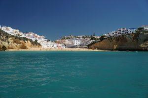 חוף ים בלאגוס, פורטוגל