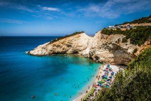 חוף ים בלפקדה, יוון
