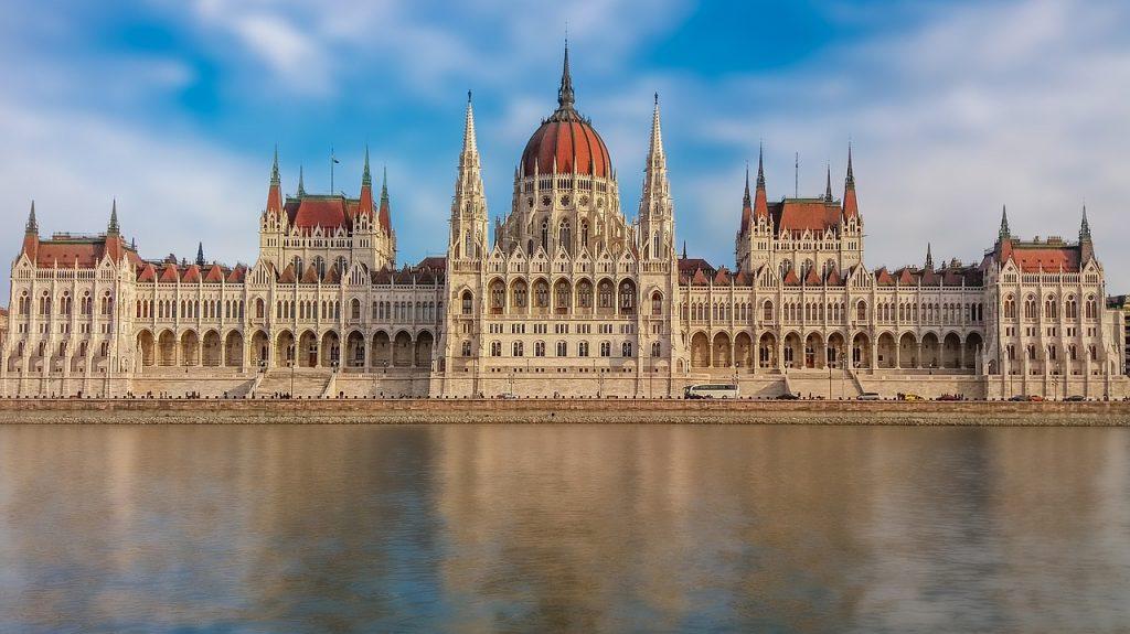 ארמון בבודפשט
