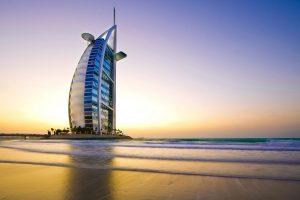 מגדל משרדים בדובאי