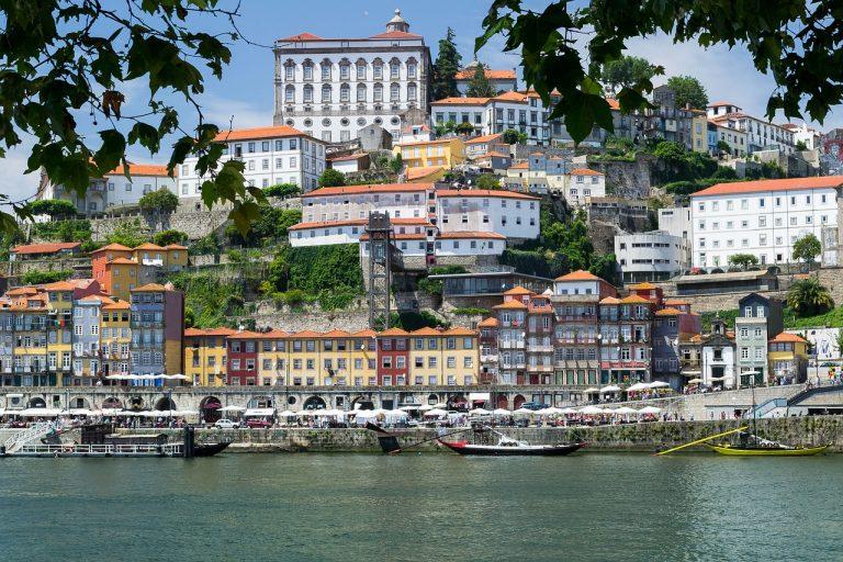 בית מלון על החוף בפורטוגל
