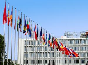 דגלים מדינות האיחוד האירופי